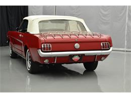 Picture of Classic '66 Ford Mustang located in Hickory North Carolina Offered by Paramount Classic Car Store - JBCM
