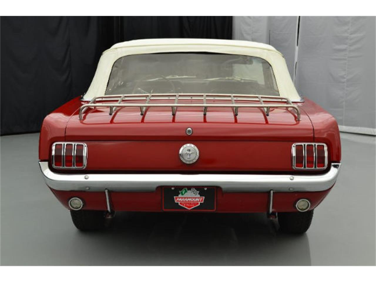 Large Picture of 1966 Ford Mustang - $39,995.00 - JBCM