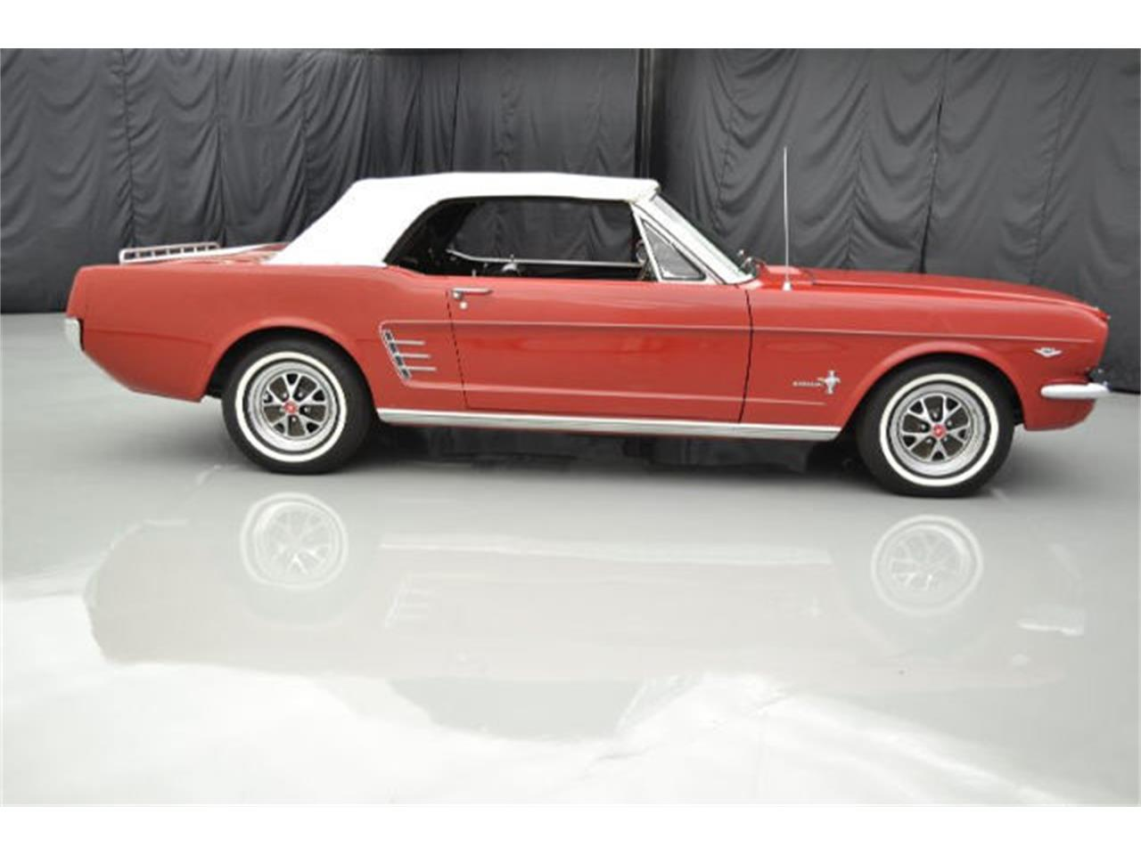 Large Picture of Classic '66 Mustang located in Hickory North Carolina - JBCM