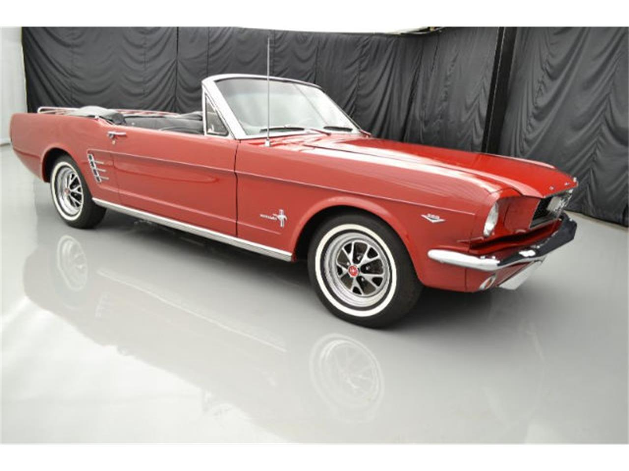 Large Picture of Classic 1966 Mustang - $39,995.00 - JBCM