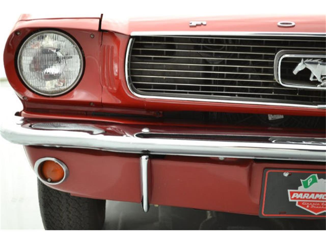 Large Picture of '66 Ford Mustang located in Hickory North Carolina - $39,995.00 - JBCM