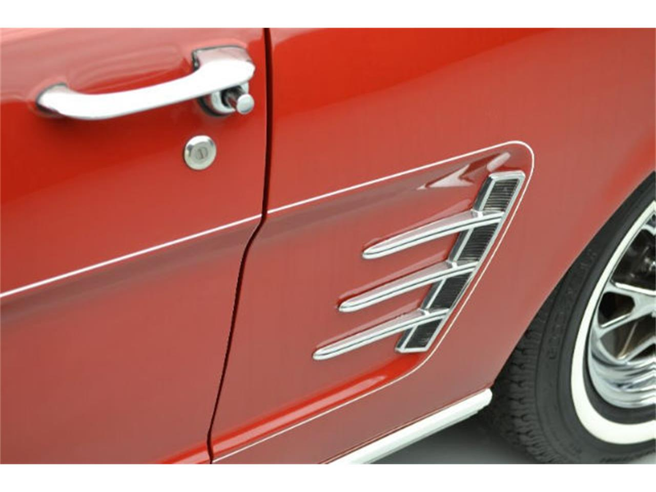 Large Picture of '66 Ford Mustang located in Hickory North Carolina Offered by Paramount Classic Car Store - JBCM
