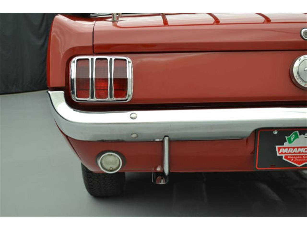 Large Picture of '66 Mustang - JBCM