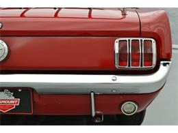 Picture of Classic '66 Mustang located in Hickory North Carolina Offered by Paramount Classic Car Store - JBCM