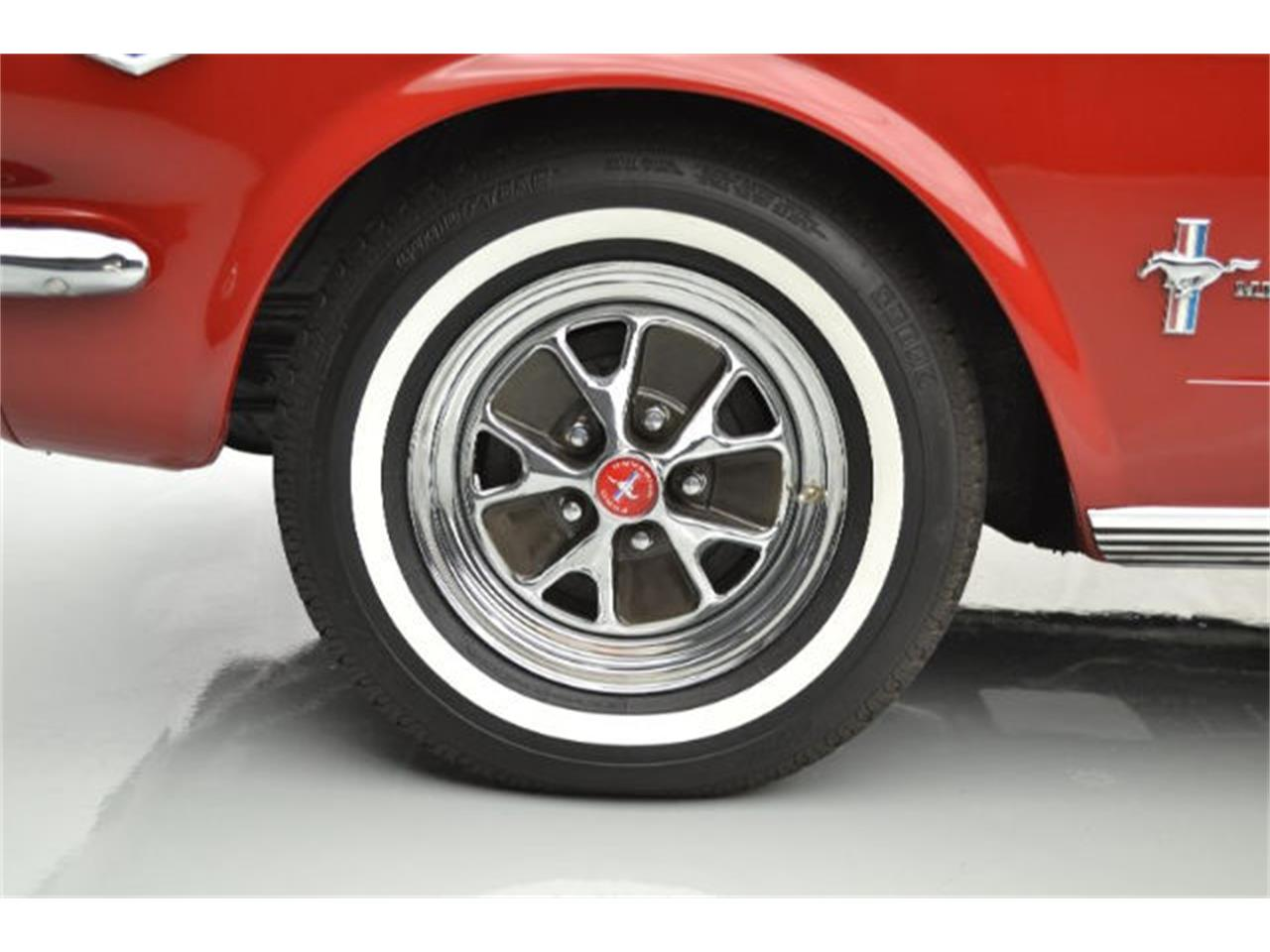 Large Picture of Classic '66 Ford Mustang - JBCM