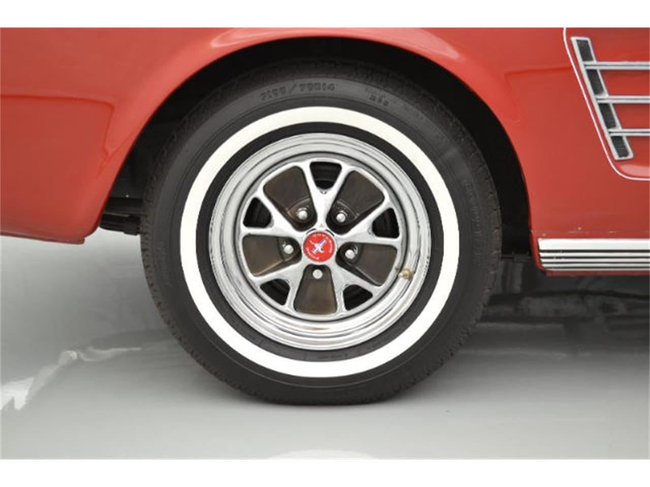 Large Picture of Classic '66 Ford Mustang located in North Carolina - $39,995.00 Offered by Paramount Classic Car Store - JBCM