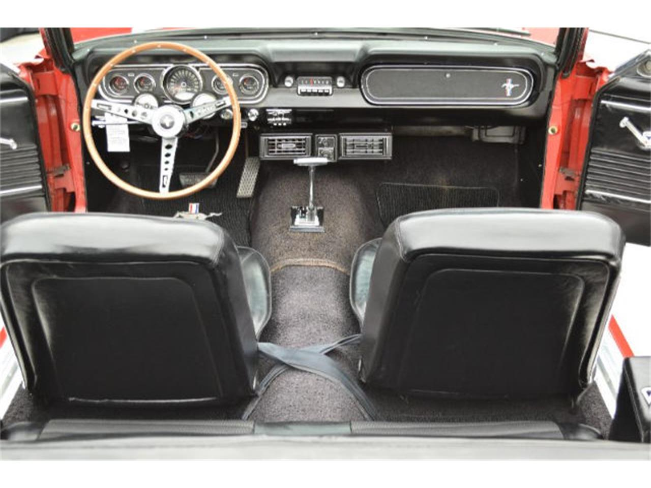 Large Picture of '66 Mustang Offered by Paramount Classic Car Store - JBCM