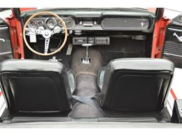 Picture of Classic 1966 Mustang located in Hickory North Carolina - $39,995.00 Offered by Paramount Classic Car Store - JBCM