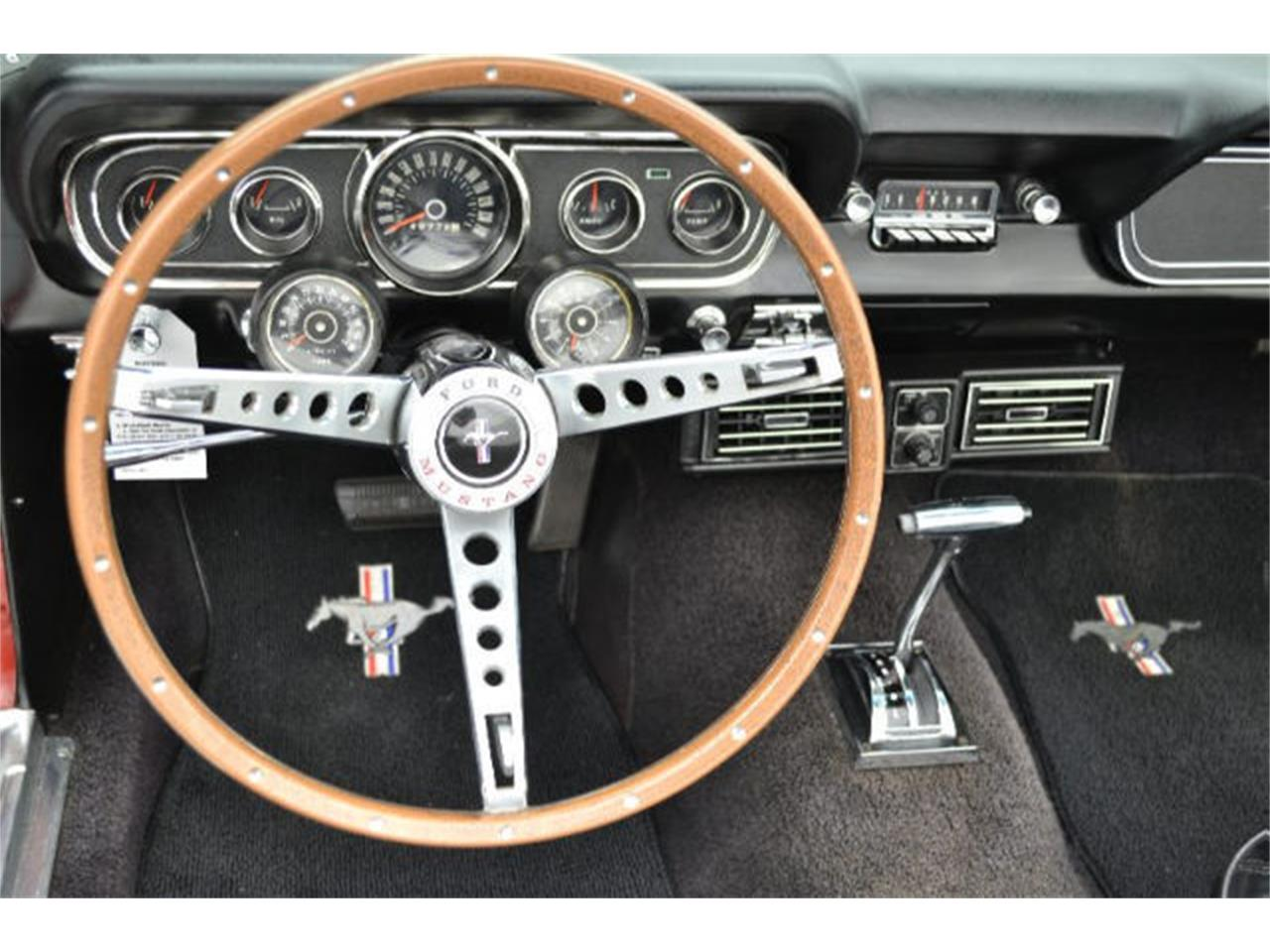 Large Picture of 1966 Mustang located in Hickory North Carolina - JBCM