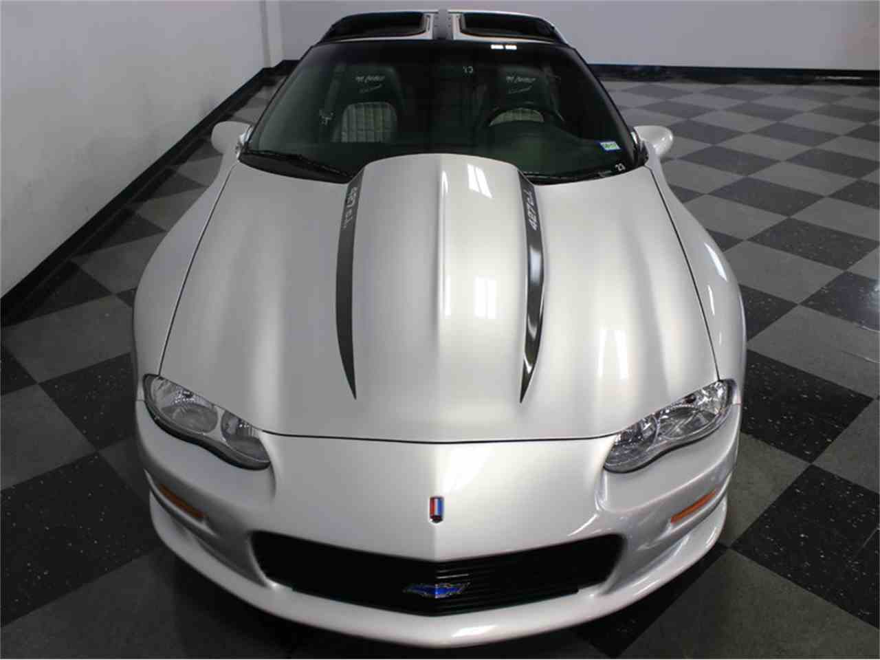 Large Picture of '02 Camaro Dick Harrell Edition - JBCO