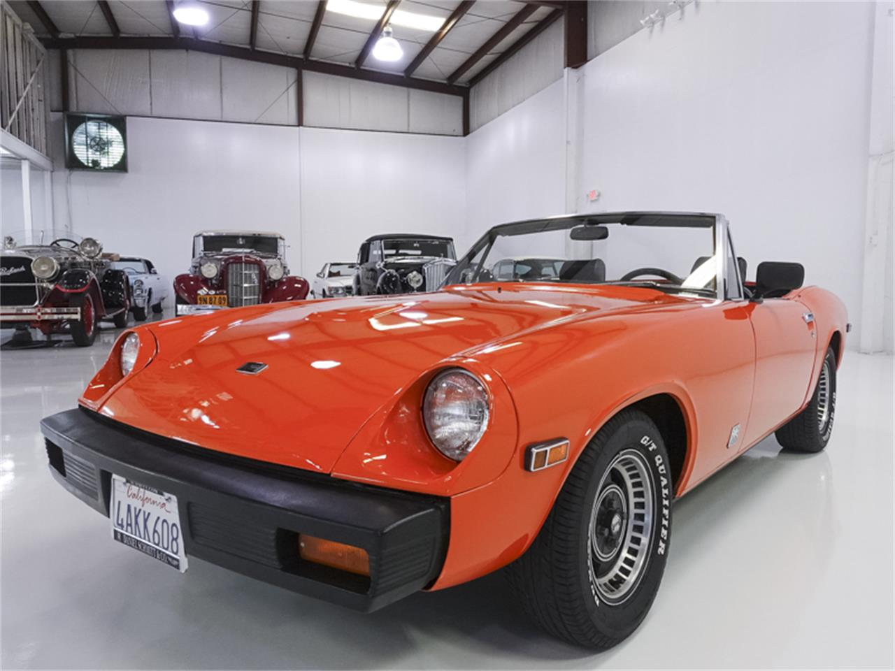 Large Picture of 1974 Jensen-Healey Mark II JH5 - JAJF