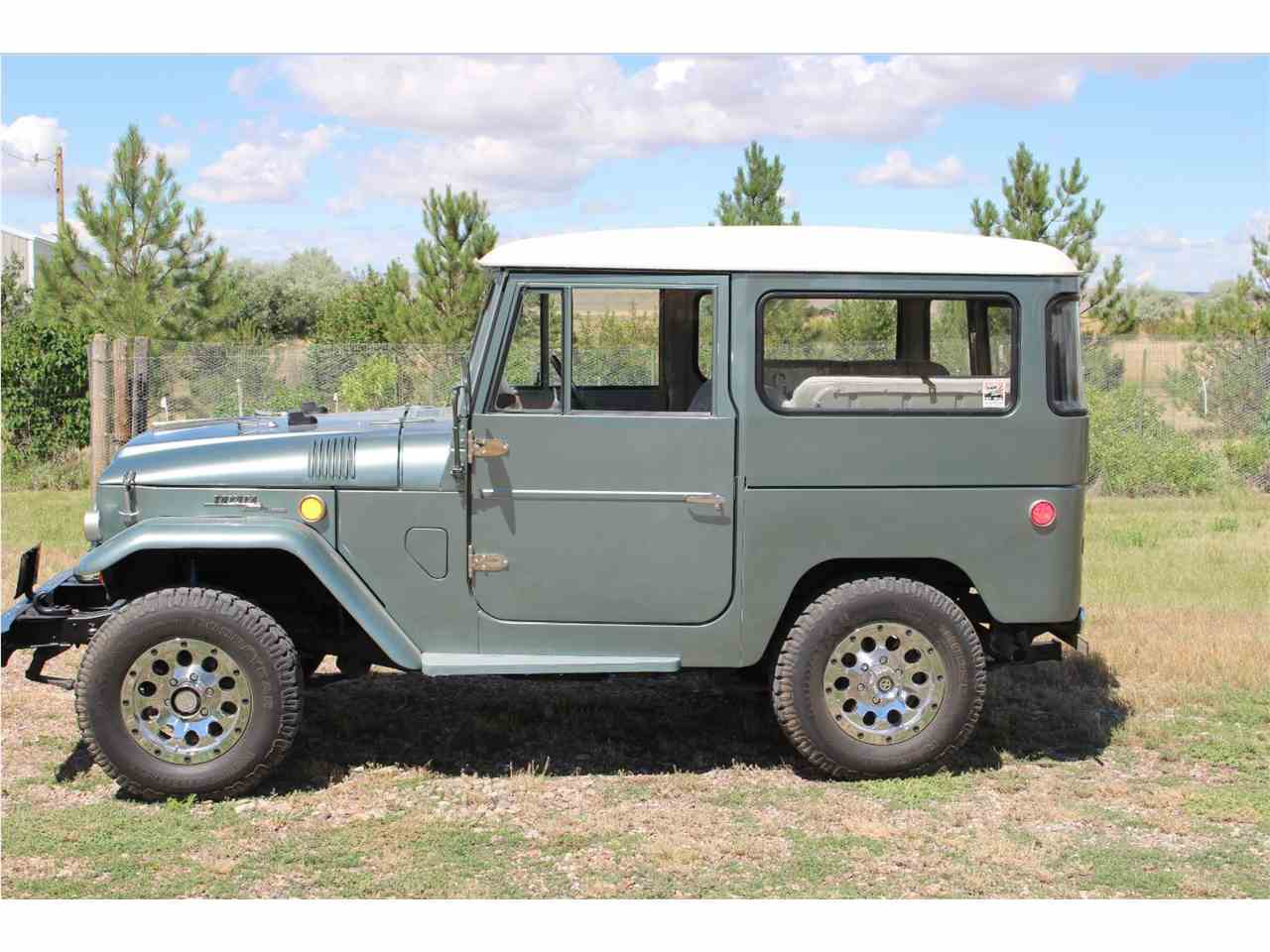 Large Picture of '69 Toyota Land Cruiser FJ located in Montana Offered by a Private Seller - JAJL