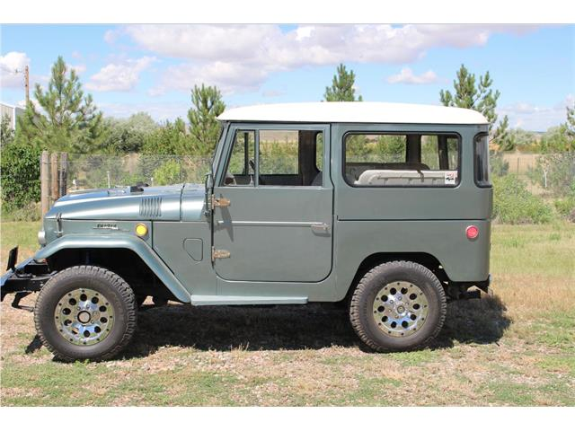 Picture of '69 Land Cruiser FJ located in Montana - JAJL