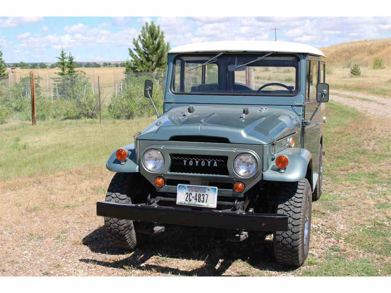 Large Picture of 1969 Land Cruiser FJ - $50,000.00 Offered by a Private Seller - JAJL