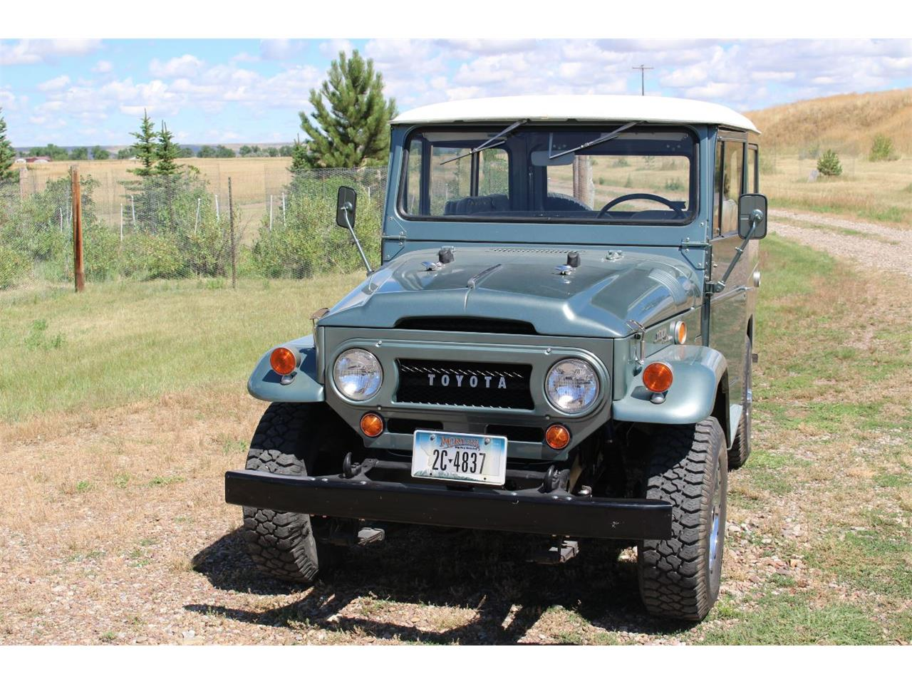 Large Picture of '69 Land Cruiser FJ - JAJL