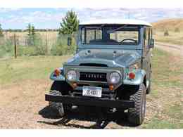 Picture of Classic '69 Toyota Land Cruiser FJ located in Montana - $50,000.00 - JAJL