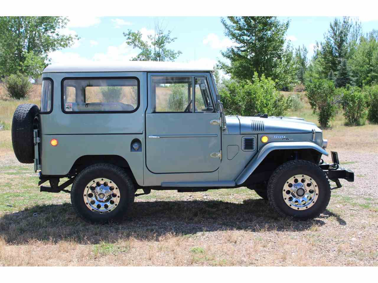Large Picture of Classic '69 Toyota Land Cruiser FJ located in Montana - $50,000.00 Offered by a Private Seller - JAJL