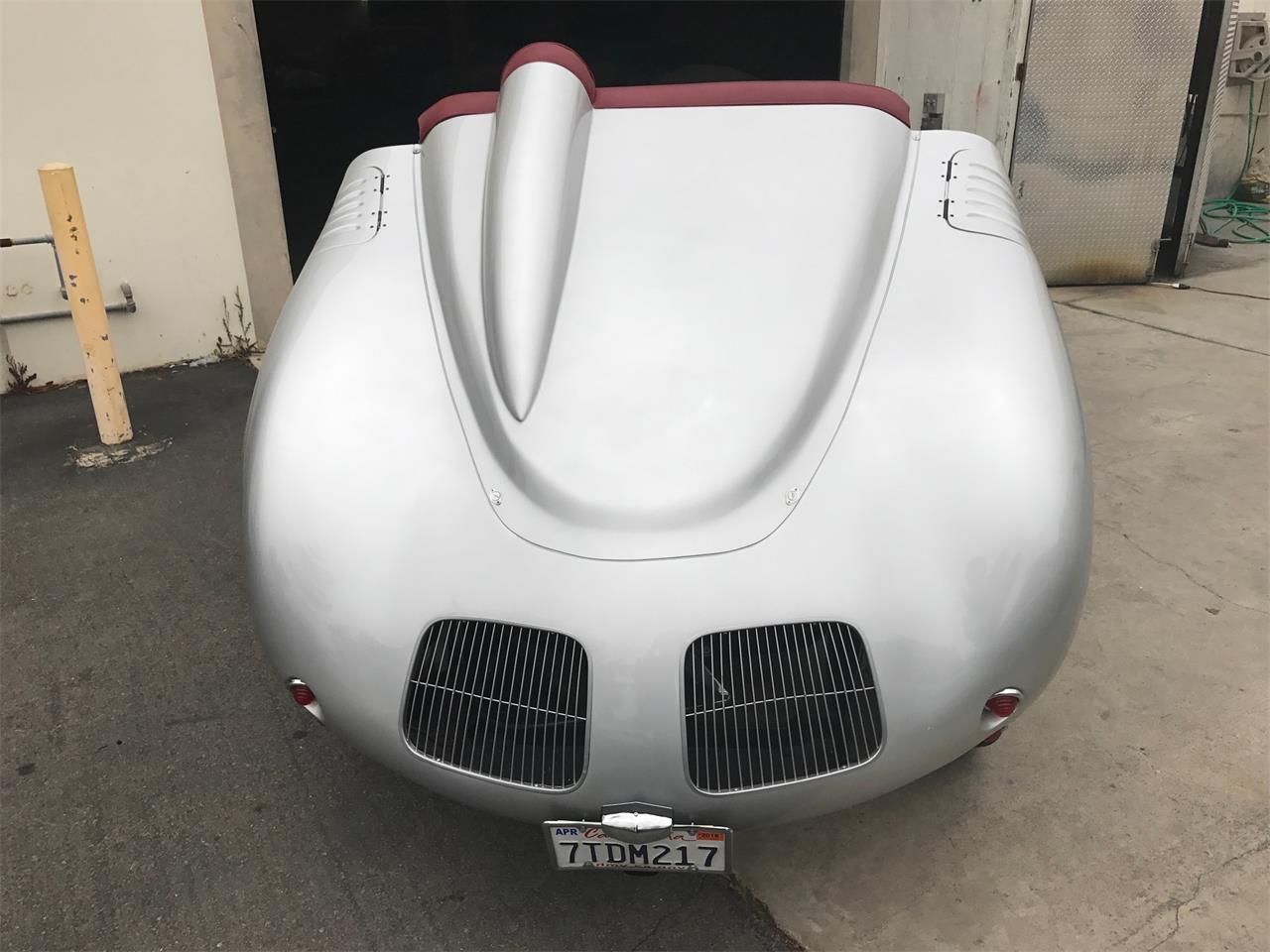 Large Picture of '57 Spyder - JBG3