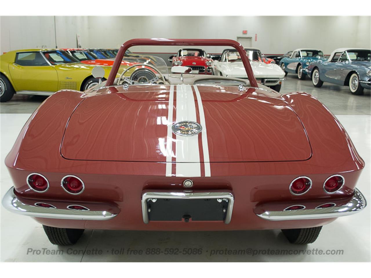 Large Picture of Classic 1962 Corvette located in Ohio - $300,000.00 - JBG4