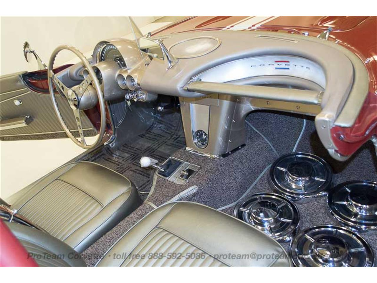 Large Picture of Classic '62 Corvette Offered by Proteam Corvette Sales - JBG4
