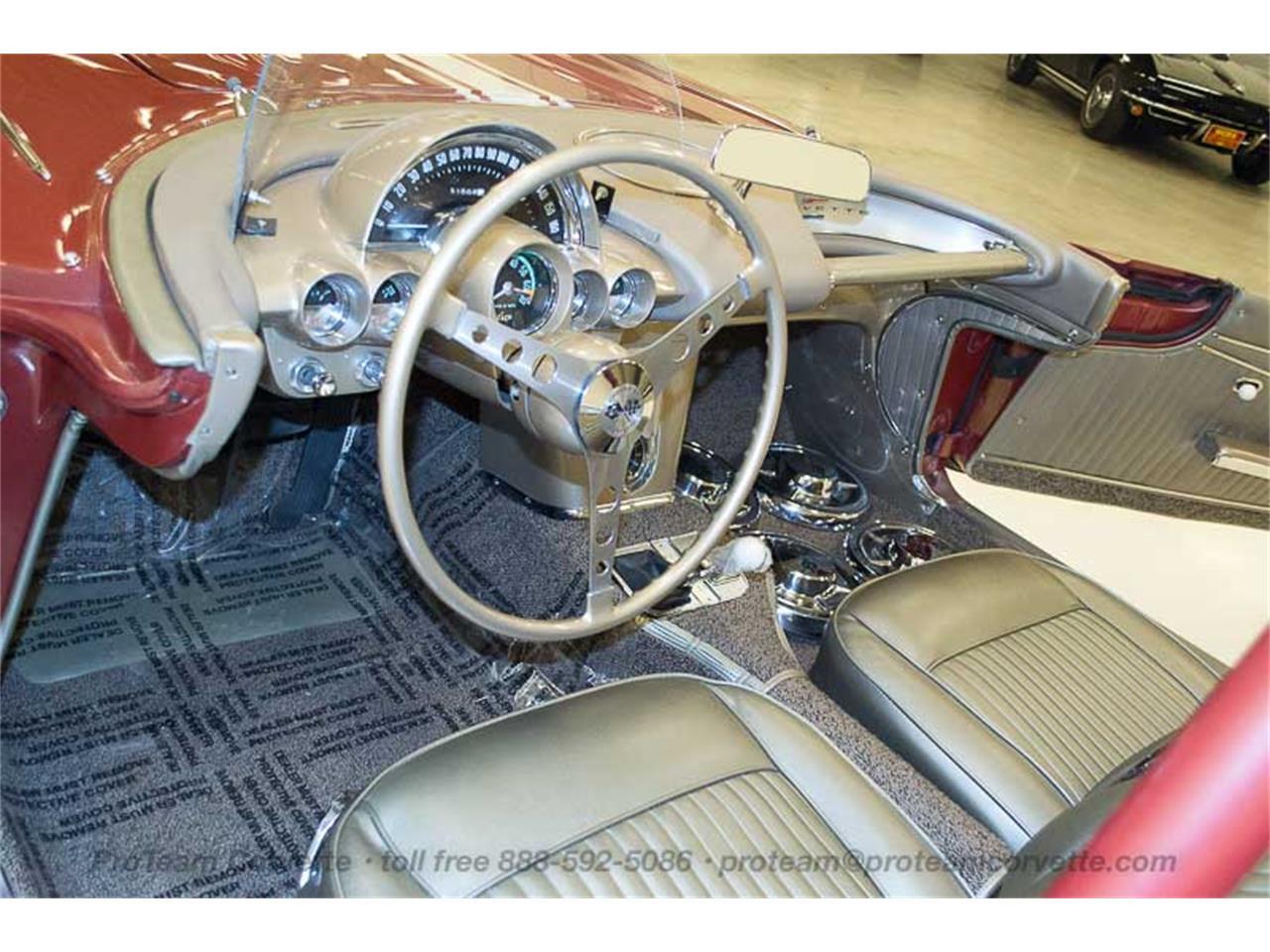 Large Picture of Classic 1962 Chevrolet Corvette located in Napoleon Ohio - $300,000.00 - JBG4