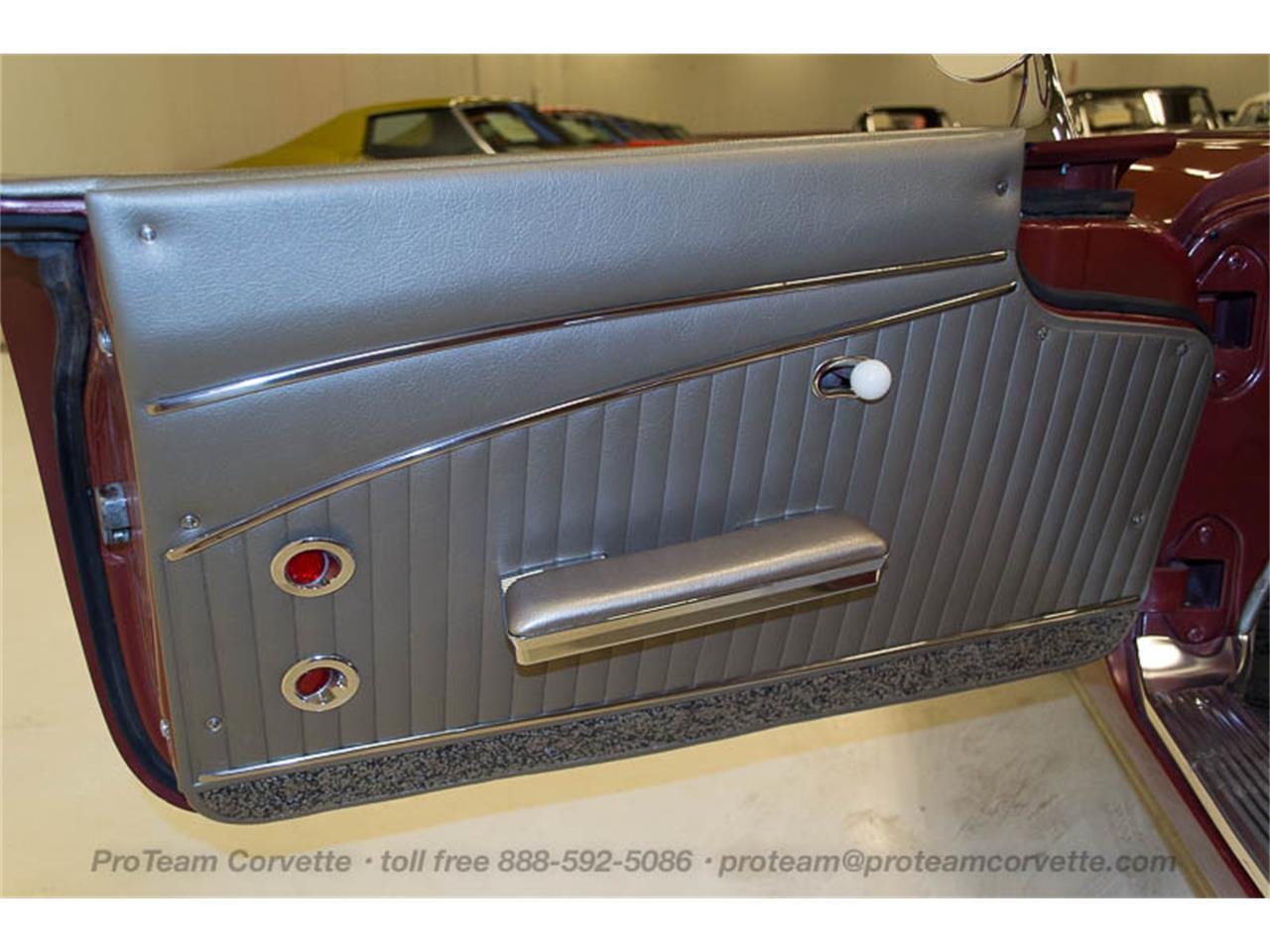 Large Picture of '62 Chevrolet Corvette located in Ohio - $300,000.00 - JBG4