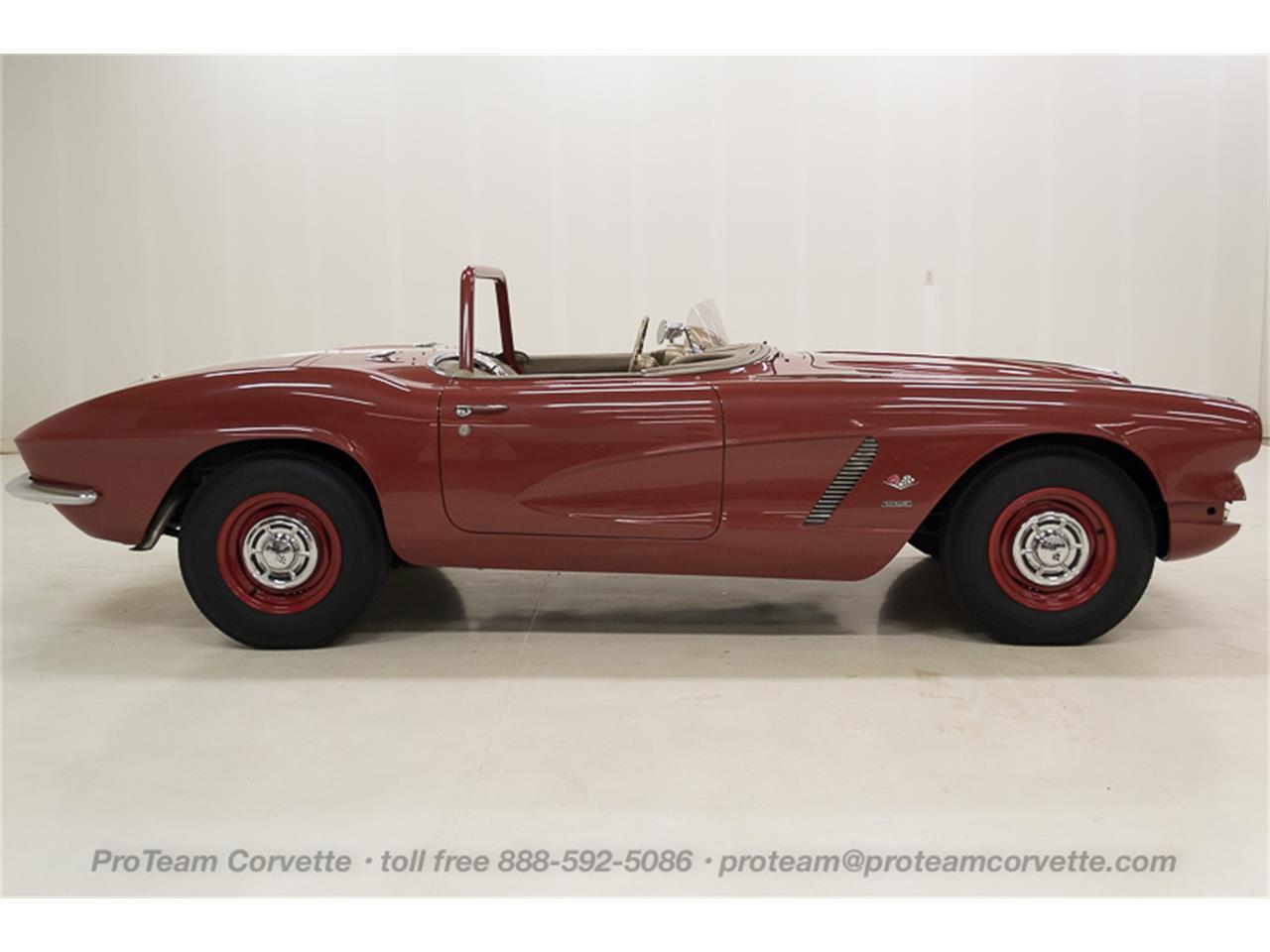 Large Picture of Classic '62 Corvette located in Napoleon Ohio - $300,000.00 - JBG4