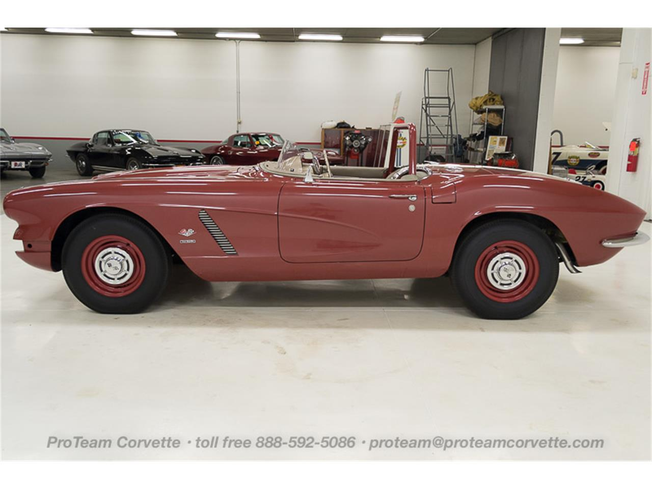 Large Picture of 1962 Corvette - $300,000.00 - JBG4