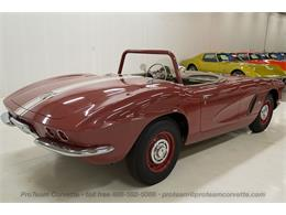 Picture of 1962 Corvette located in Napoleon Ohio - $300,000.00 Offered by Proteam Corvette Sales - JBG4