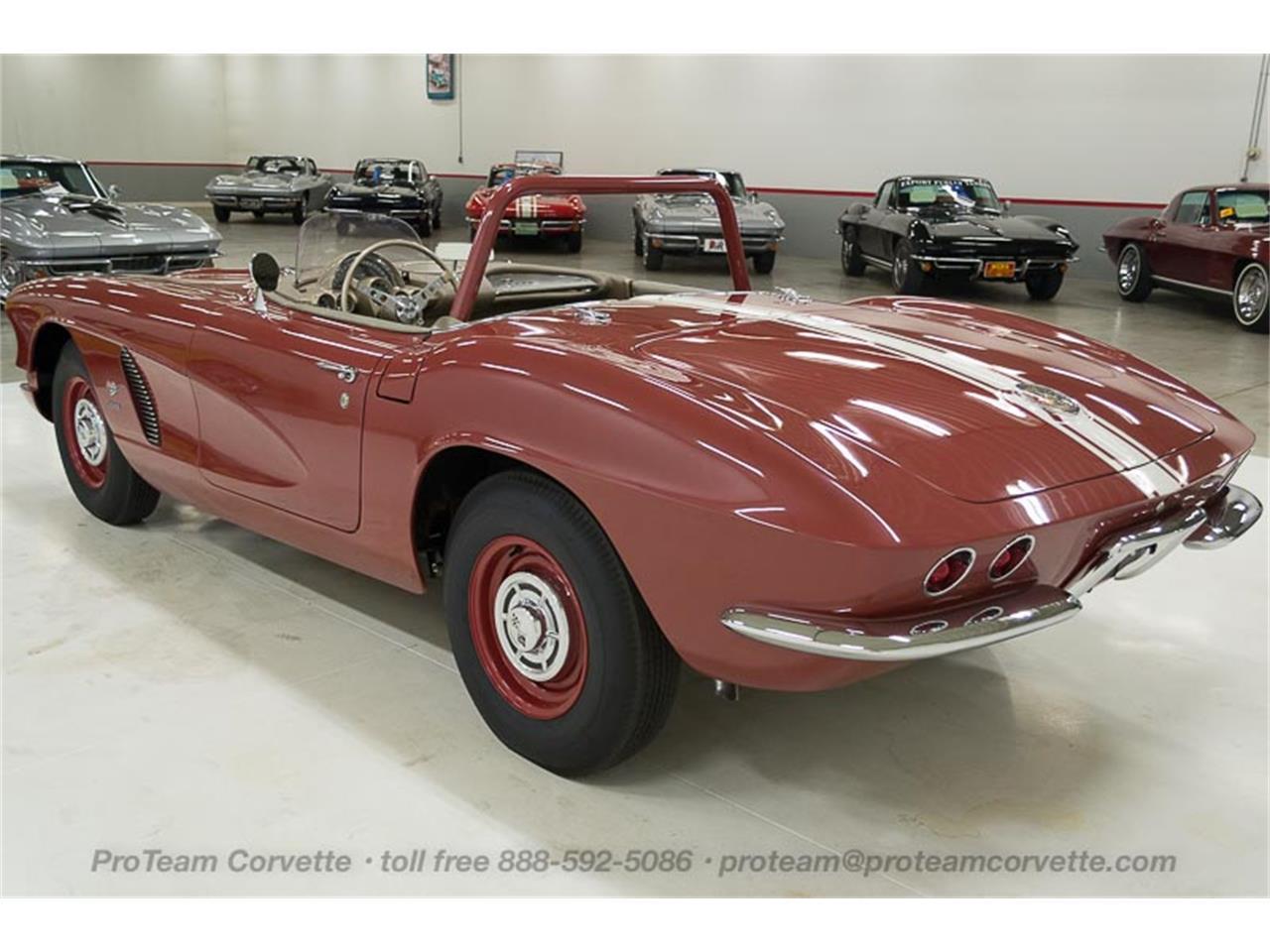 Large Picture of '62 Chevrolet Corvette located in Ohio - JBG4