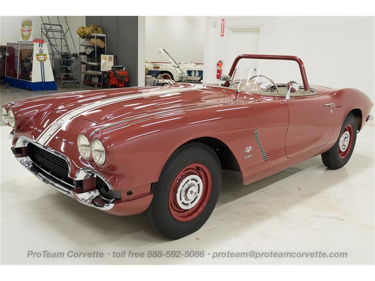 Large Picture of Classic '62 Chevrolet Corvette - $300,000.00 - JBG4