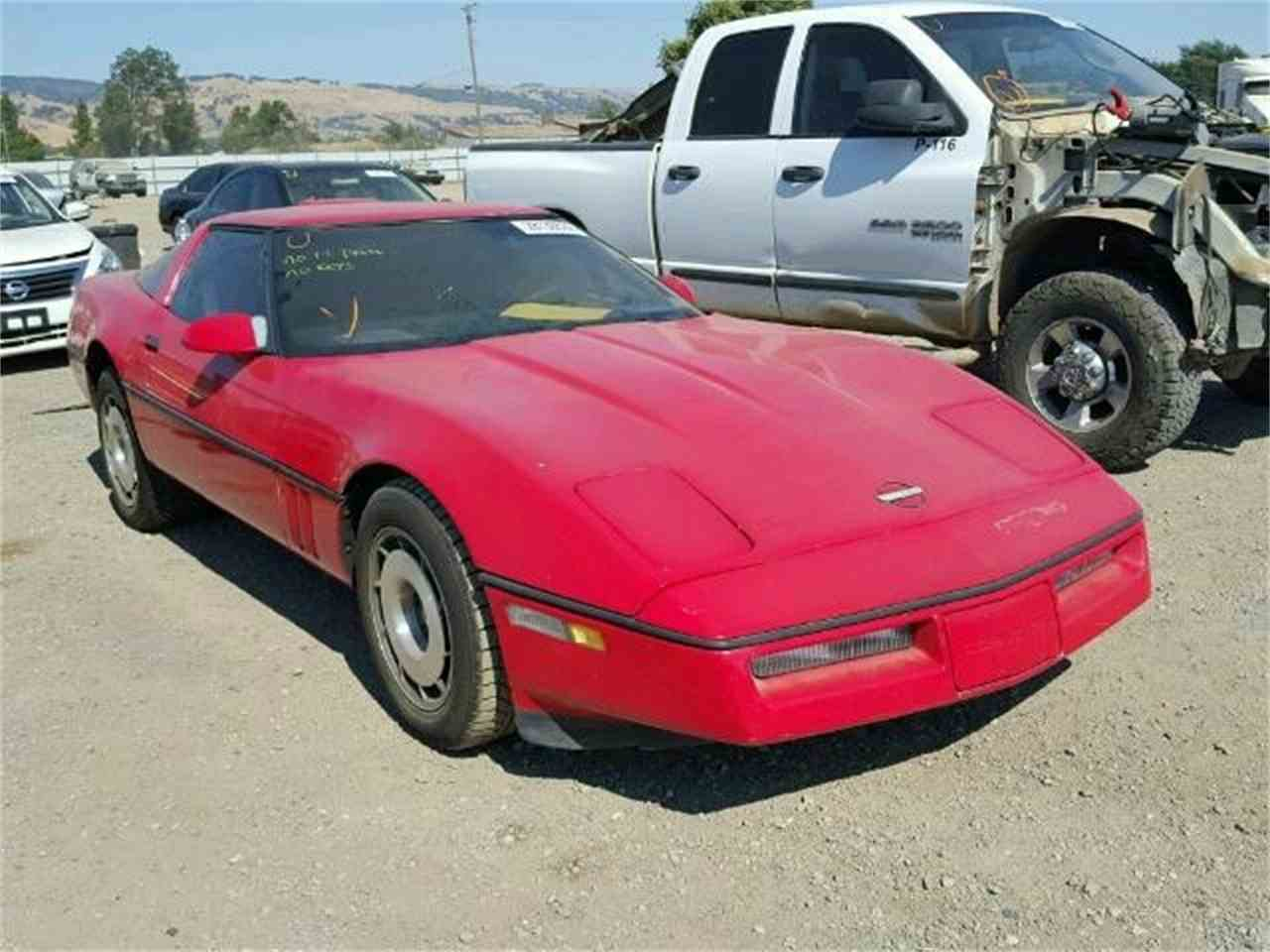 Large Picture of '87 Corvette - JBHP