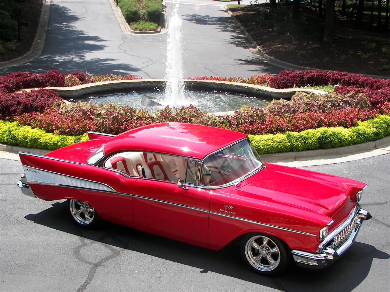 Large Picture of '57 Bel Air - JBJ6