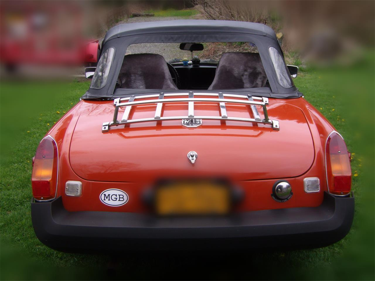 Large Picture of 1977 MGB located in McGraw New York - $5,000.00 - JBJJ