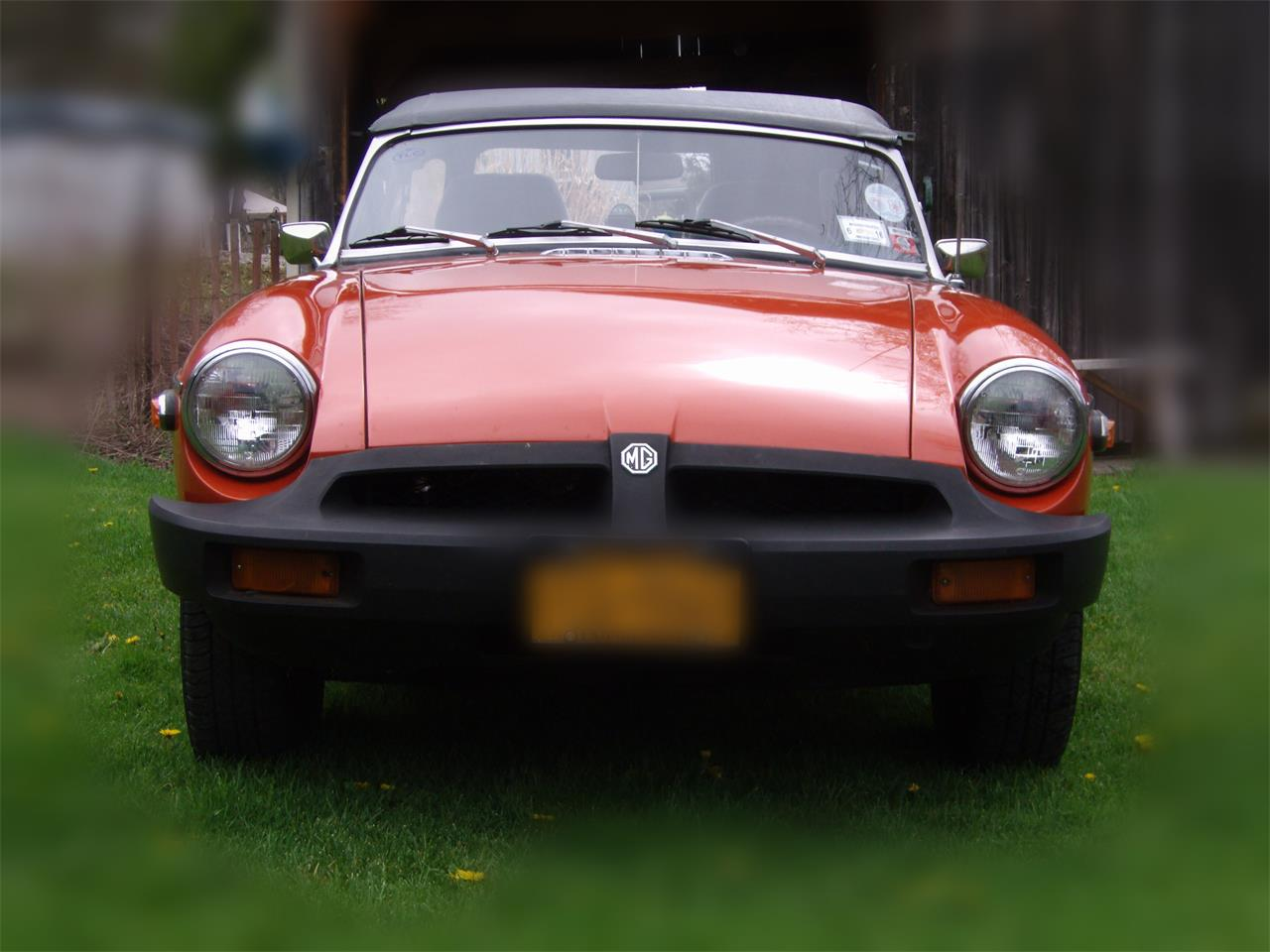 Large Picture of '77 MGB located in McGraw New York - JBJJ