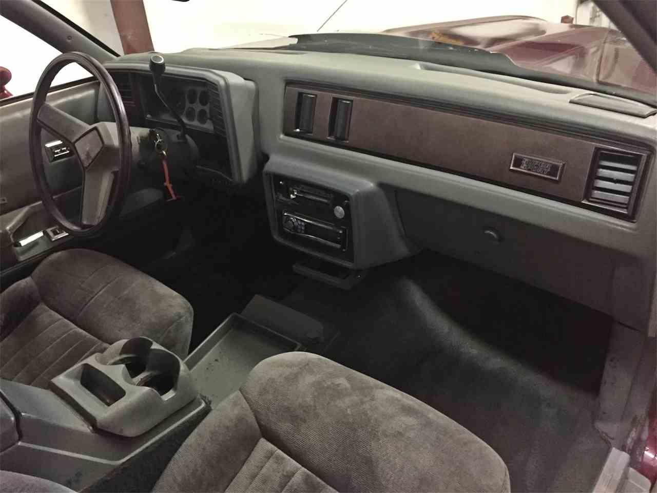 Large Picture of '85 El Camino SS - JBJU