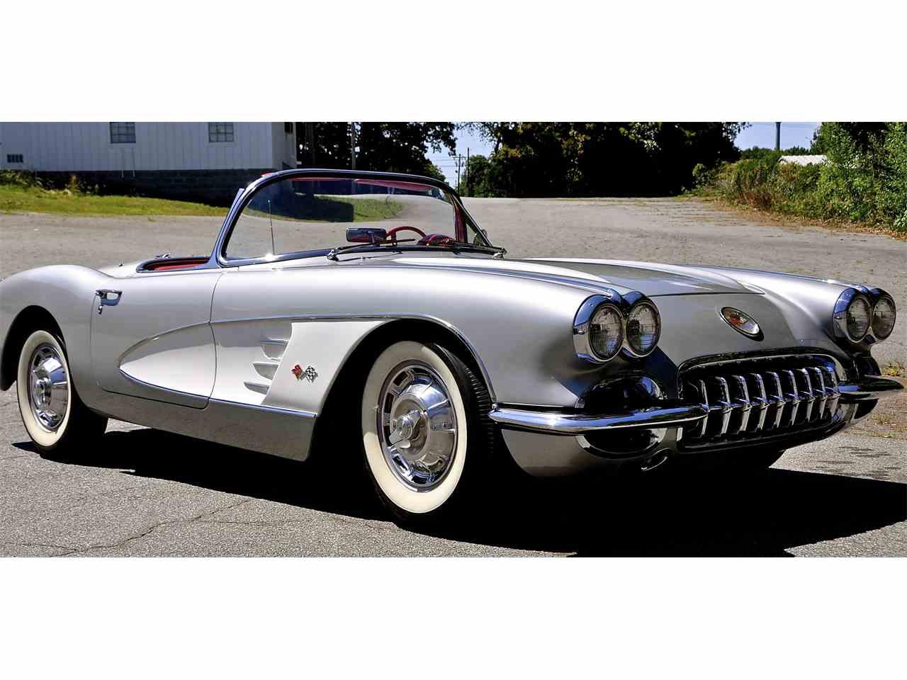 Large Picture of '60 Corvette - JAK0