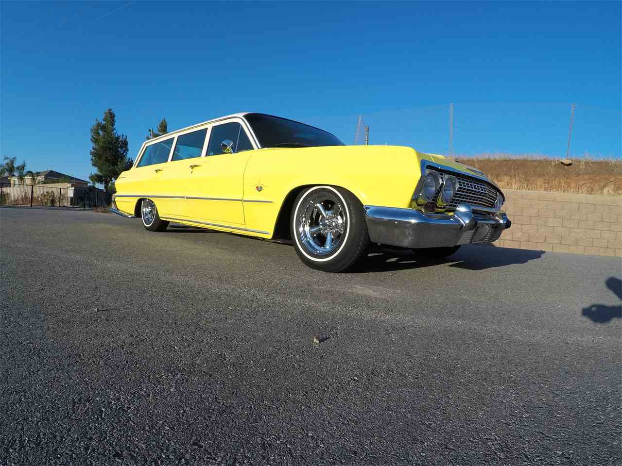 Large Picture of '63 Bel Air Wagon - JBK3