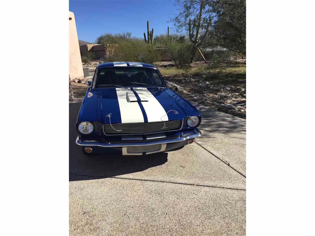 Large Picture of '66 Mustang - JBK8