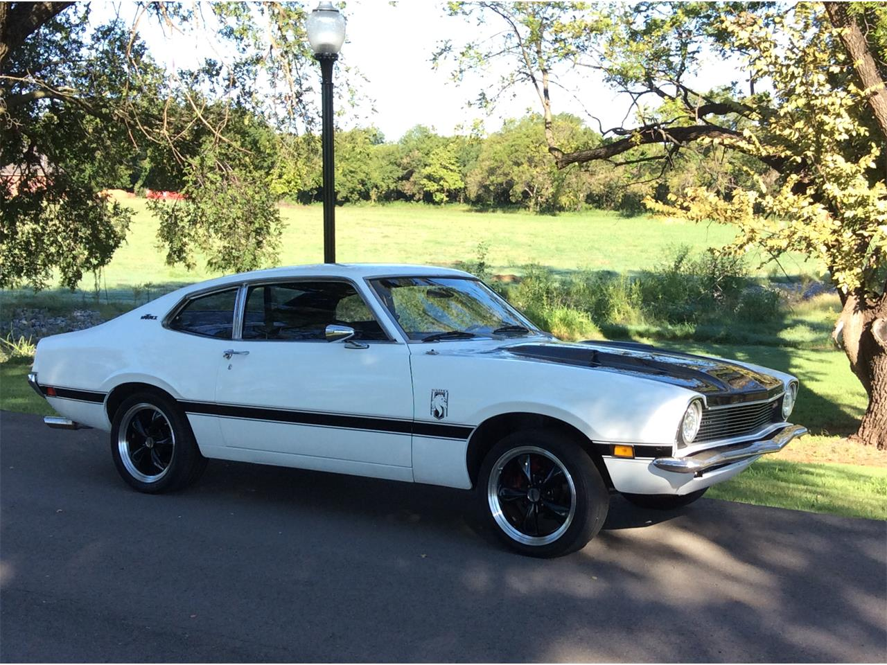 Ford Maverick For Sale >> For Sale 1976 Ford Maverick In Tuttle Oklahoma