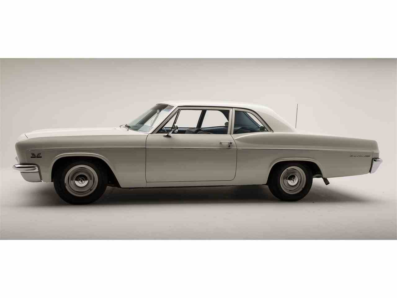 Large Picture of '66 Bel Air - JBKE
