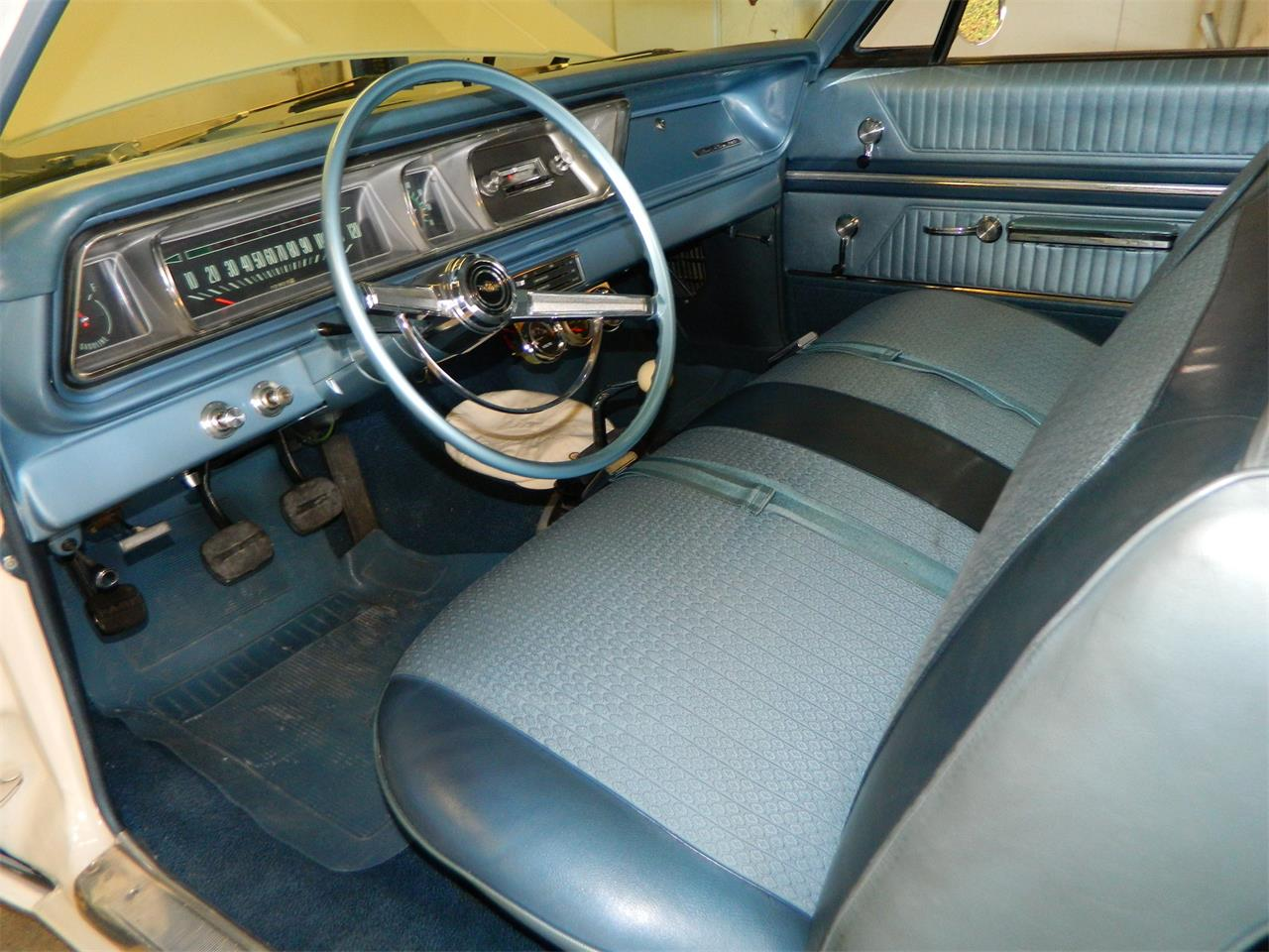 Large Picture of '66 Bel Air located in California - $55,000.00 Offered by Classic Car Marketing, Inc. - JBKE