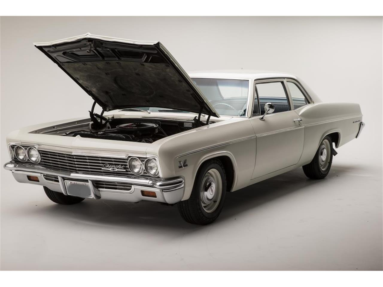 Large Picture of 1966 Chevrolet Bel Air located in California Offered by Classic Car Marketing, Inc. - JBKE
