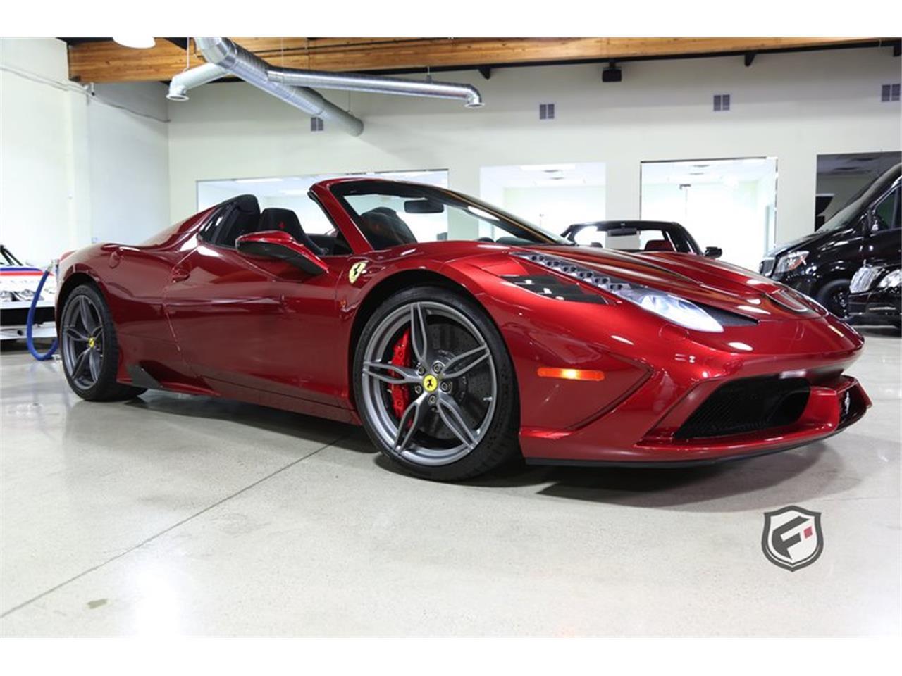 For Sale 2015 Ferrari 458 Speciale Aperta In Chatsworth California