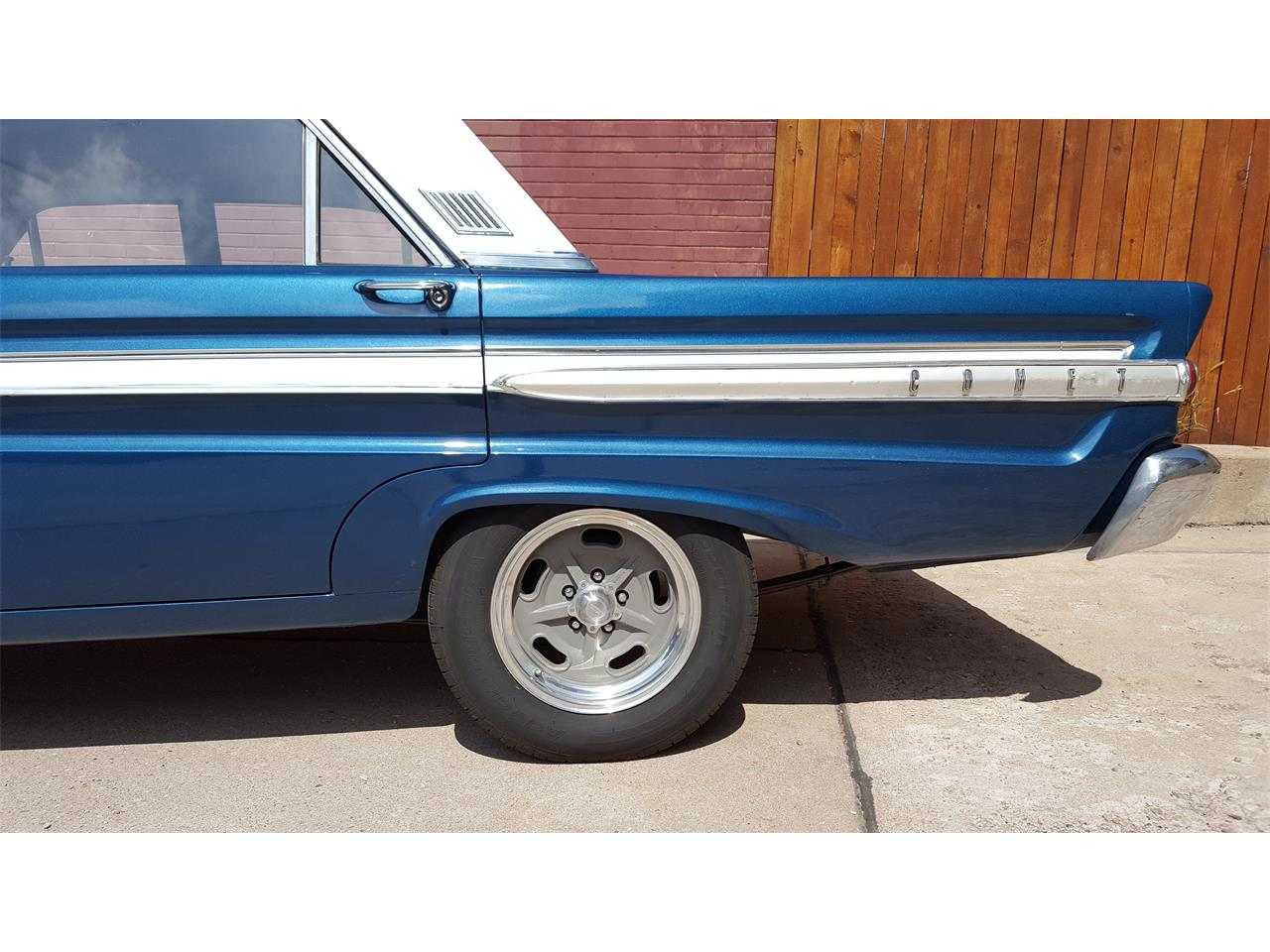 Large Picture of '64 Comet - JAK7