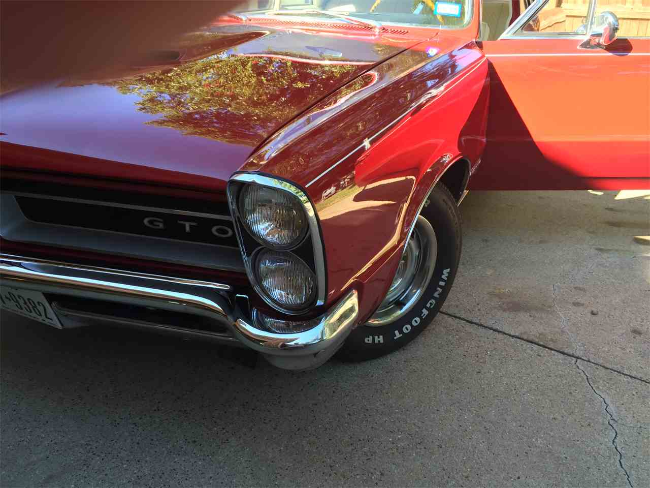 Large Picture of Classic 1965 GTO located in Plano tx. - JBMS