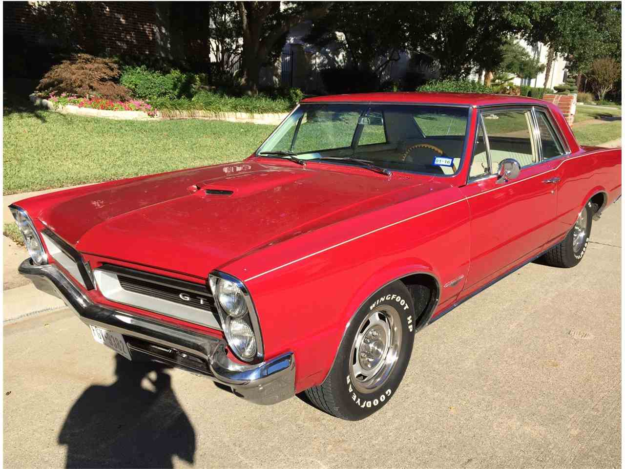 Large Picture of 1965 Pontiac GTO - $43,900.00 - JBMS