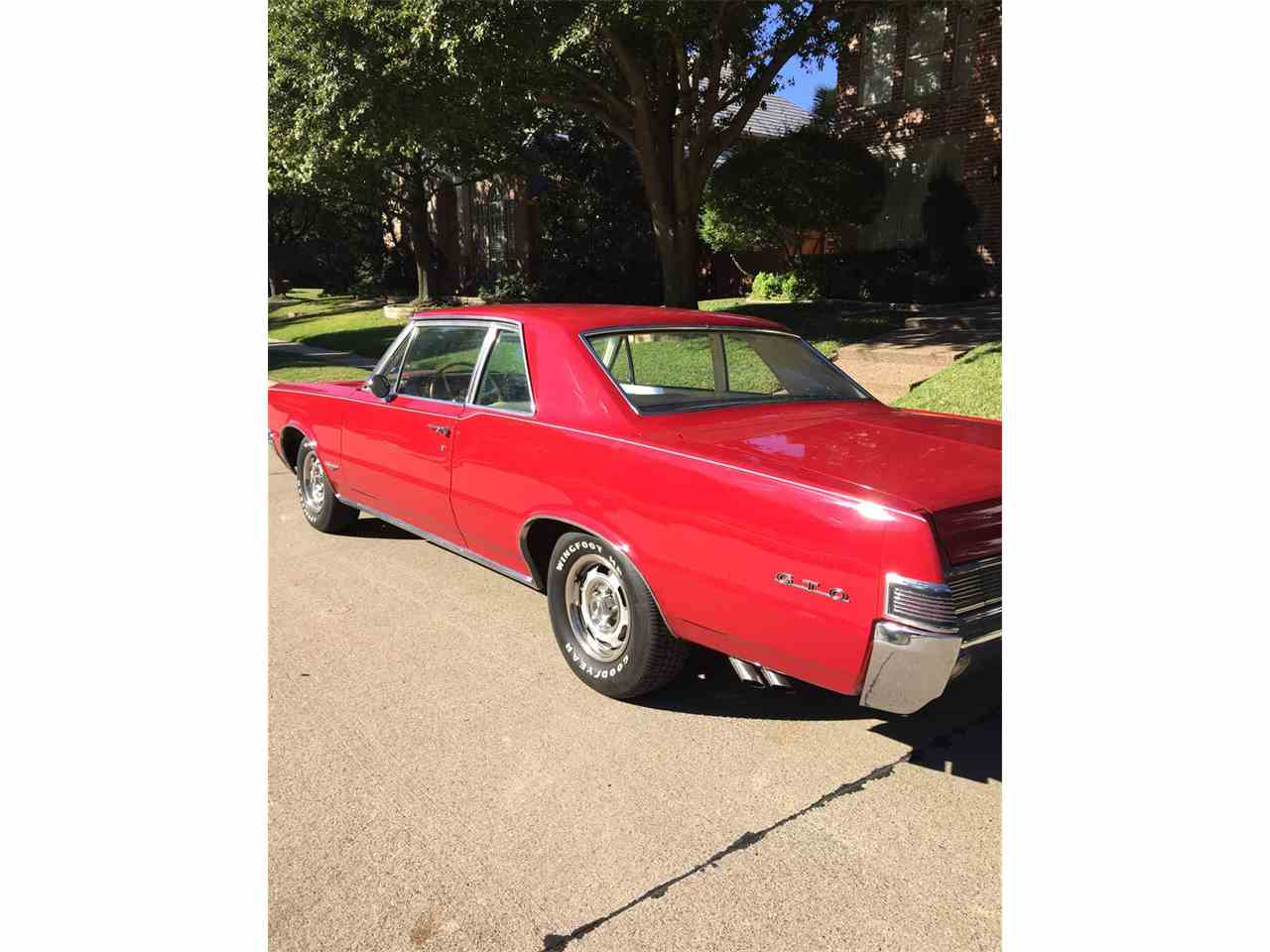 Large Picture of Classic 1965 Pontiac GTO Offered by a Private Seller - JBMS