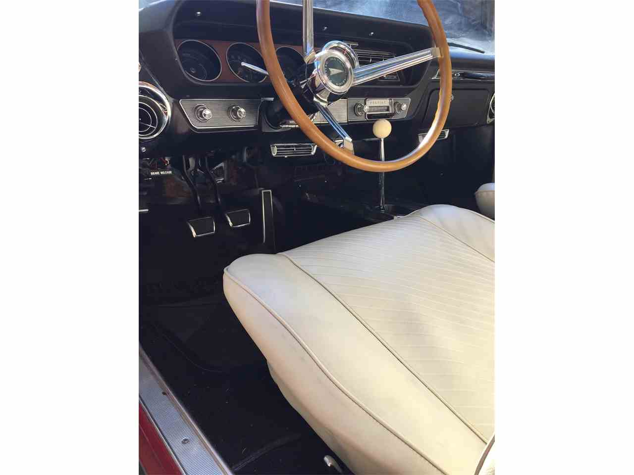 Large Picture of '65 GTO located in Plano tx. - $43,900.00 Offered by a Private Seller - JBMS