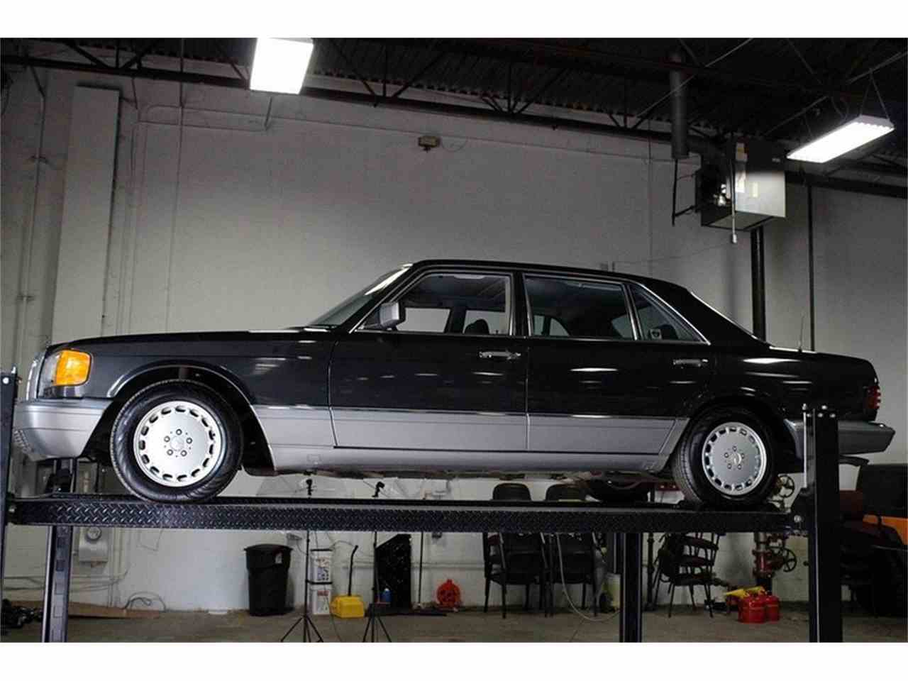 Large Picture of '87 420SEL - JBQO